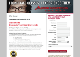 denver.coloradotech.edu