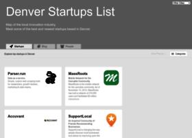 denver.startups-list.com