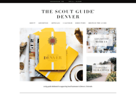 denver.thescoutguide.com