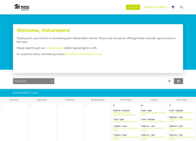 denver.volunteerhub.com