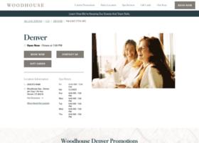 denver.woodhousespas.com