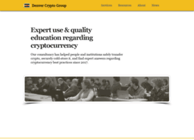denvercryptogroup.com