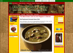 denvergreenchili.com