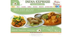 denverindiaexpress.com
