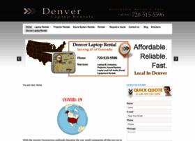 denverlaptoprental.com