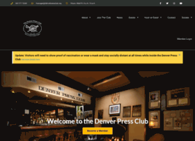 denverpressclub.org