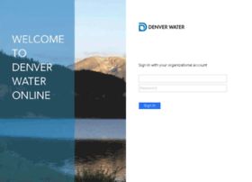 denverwater.attask-ondemand.com