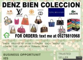 denzbiencoleccion.com