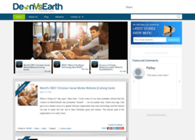 deonvsearth.com
