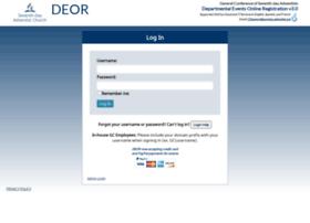 deor.adventist.org