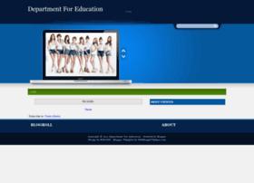 departmentforeducation.blogspot.in