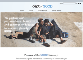 departmentofgoods.com