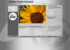 departments.olatheschools.com