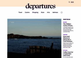 departures.com