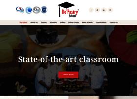 depastryschool.com