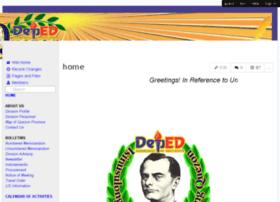 depeddivisionofquezon.wikispaces.com