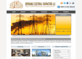dependableelectrical.com