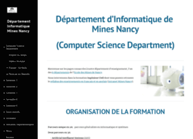 depinfonancy.net