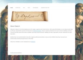 deplist.co.uk