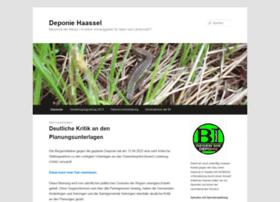 deponie-haassel.de