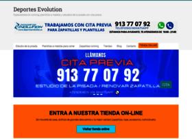 deportesevolution.com