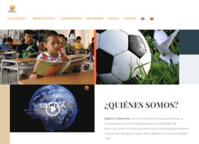 deporteydesarrollo.org