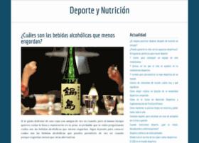 deporteynutricion.net