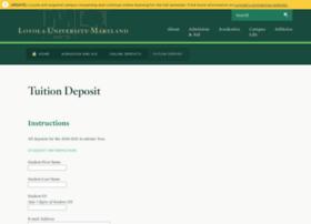 deposits.loyola.edu