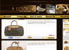depot-vente-luxor.com