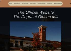depotgibsonmill.com