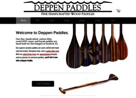 deppenpaddles.com