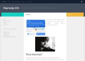 depresija101.com