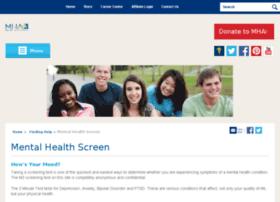 depression-screening.org