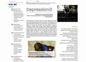 depressiond.com
