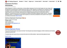 depressionrecoverygroups.com