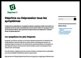 deprimer.fr