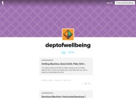 deptofwellbeing.org