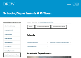 depts.drew.edu
