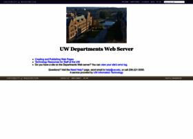depts.washington.edu