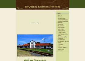 dequincyrailroadmuseum.com