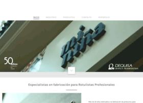 dequisa.com