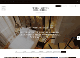 derbyhotels.com