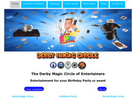 derbymagiccircle.co.uk