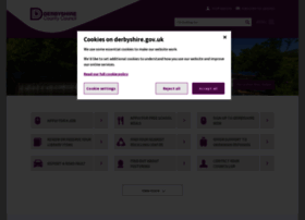 derbyshire.gov.uk