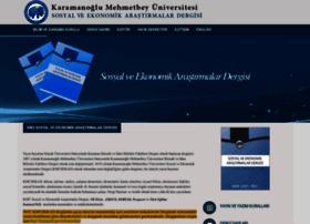 dergi.kmu.edu.tr