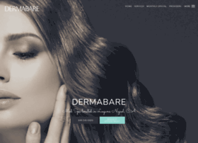 dermabare.com