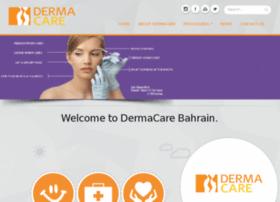 dermacarebahrain.com