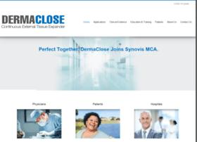 dermaclose.com