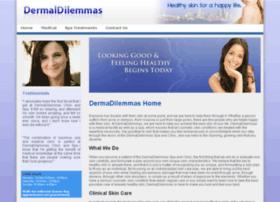 dermaldilemmas.com