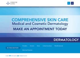 dermatology.christieclinic.com